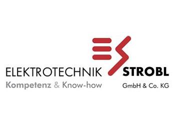Logo Firma Elektrotechnik Strobl GmbH in Heimertingen